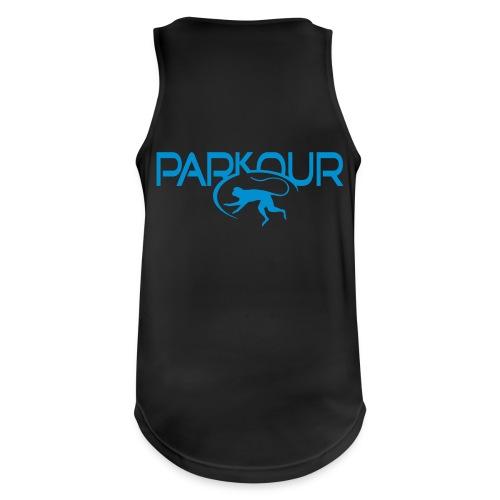 HBS - Parkour Top (m) - Männer Tank Top atmungsaktiv