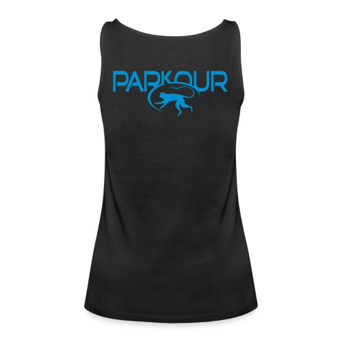HBS - Parkour Top (w) - Frauen Premium Tank Top