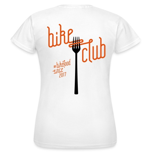BikeClub Girlz - Frauen T-Shirt