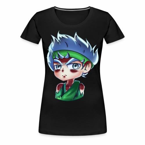 DangerMV - Ultra Instinct Style! für Frauen - Frauen Premium T-Shirt