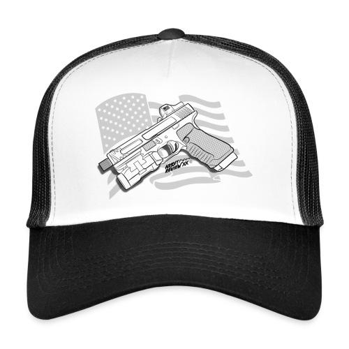 CASQUETTE GUN ADDICT GLOCK US - Trucker Cap