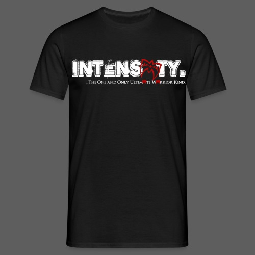 Ultimate Warrior Intensity Designed By Warrior Shirt - Men's T-Shirt