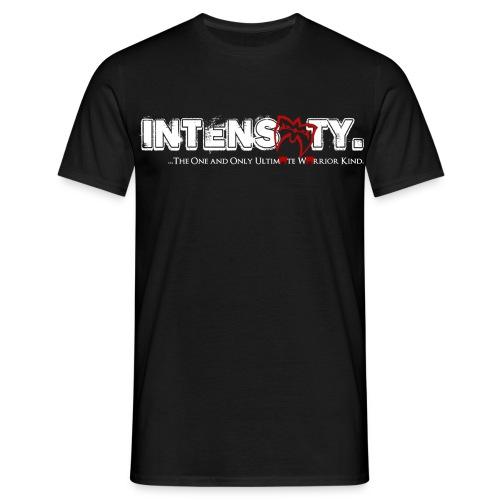 Ultimate Warrior Intensity Designed By Warrior Shirt - Men's T-Shirt