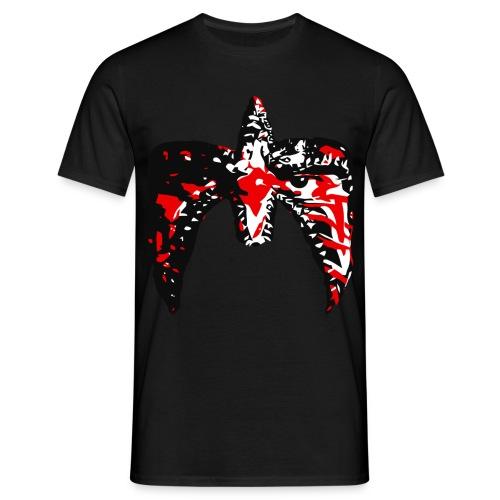 Ultimate Warrior Crimson  Mask Shirt - Men's T-Shirt