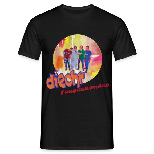 DIEOHR Herren-Shirt Bunte Mischung - Männer T-Shirt