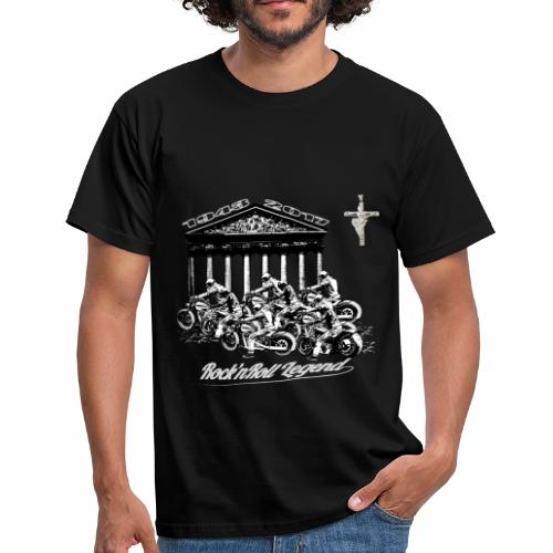 Tshirt Homme Rock'n Roll Legend - T-shirt Homme