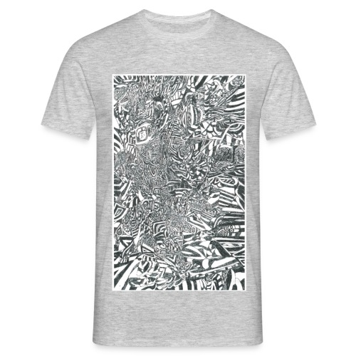 The Fifth Dimension - Men's T-Shirt