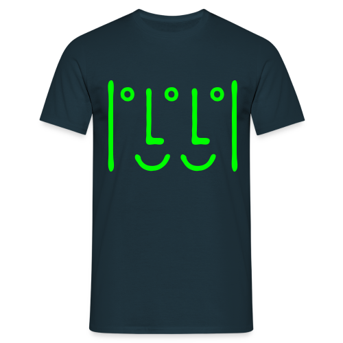 JGF • BYZ NeonGreen - T-shirt Homme
