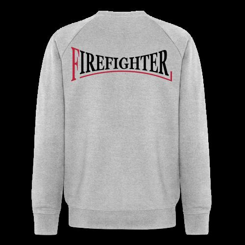 FIREFIGHTER | Herren | T-Shirt - Männer Bio-Sweatshirt von Stanley & Stella
