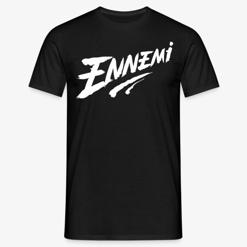 Men shirt black - T-shirt Homme