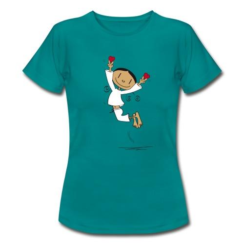 Herzenssprung - Frauen T-Shirt