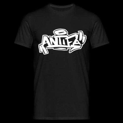 Antifa Mann - Männer T-Shirt