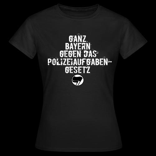 Nein zum PAG! Frau - Frauen T-Shirt