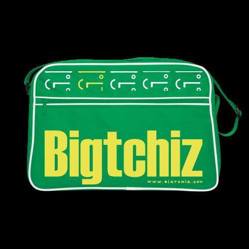Big Baggy Tchiz Yellow - Sac Retro