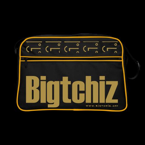Big Baggy Tchiz GlitteringGold - Sac Retro