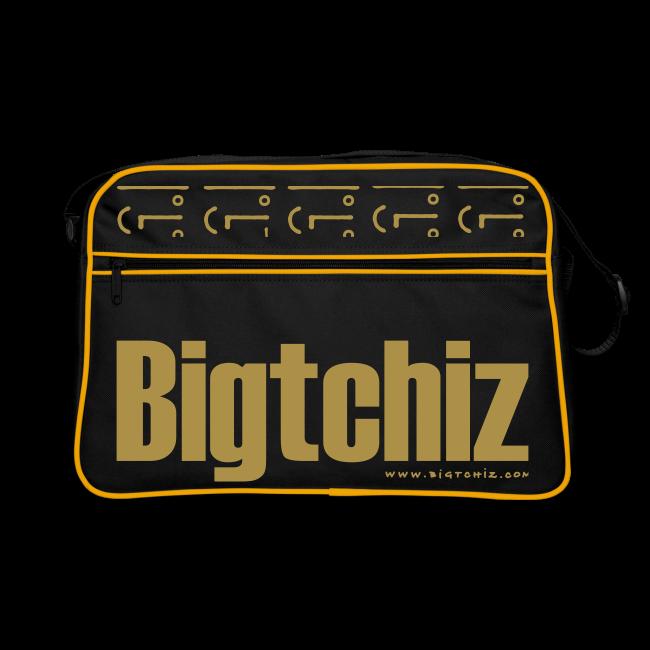 Big Baggy Tchiz GlitteringGold