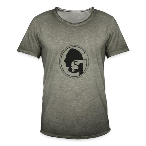 whackes Tee vintage - Koszulka męska vintage