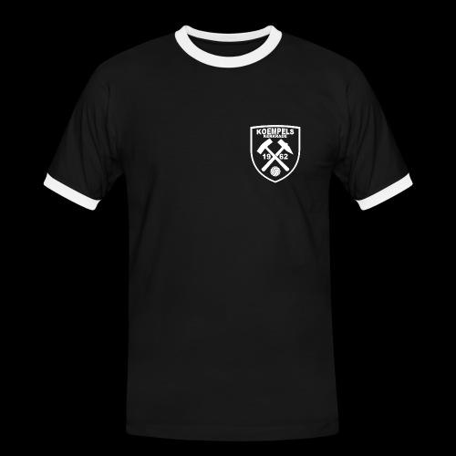 Koempels 1962 - Mannen contrastshirt