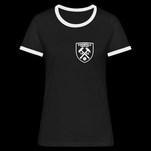 Koempels 1962 - Vrouwen contrastshirt