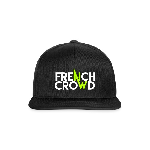 Snapback French Crowd - Casquette snapback