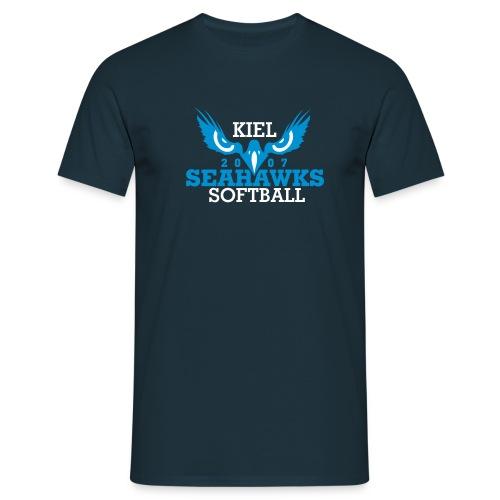 Seahawks Softball Boyshirt - Männer T-Shirt
