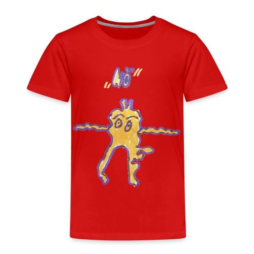 Nö - Kinder Premium T-Shirt