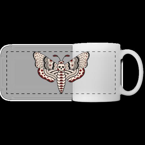 Death Head Moth - Panoramatasse