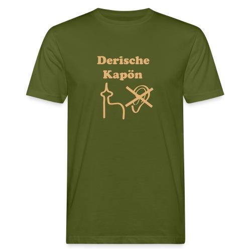 Derische Kapön | T-Shirt | Herren - Männer Bio-T-Shirt