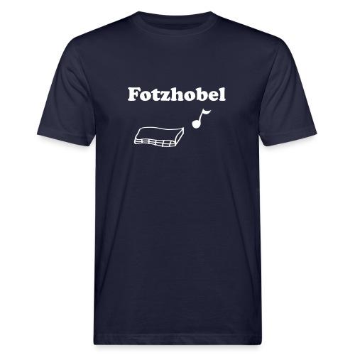 Fotzhobel | T-Shirt | Herren - Männer Bio-T-Shirt