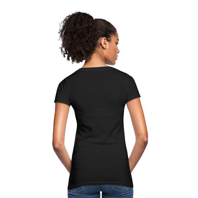 Katze mit Limonade - Frauen Bio-T-Shirt