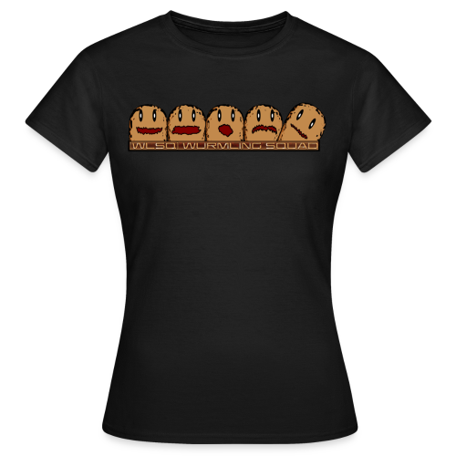 WLSQ Power v. 2 - Frauen T-Shirt