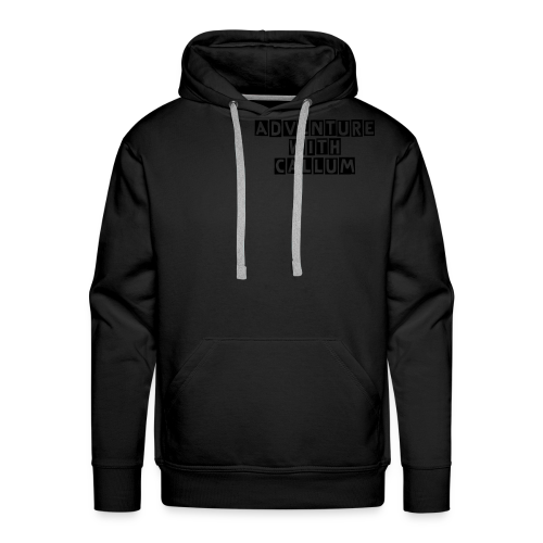 Lifes Like An Adventures  - Men's Premium Hoodie