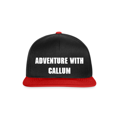Snapback Adventure With Callum - Snapback Cap