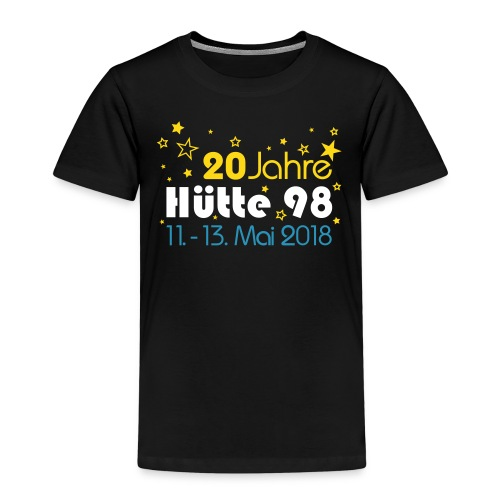 20 Jahre Shirt kids - Kinder Premium T-Shirt