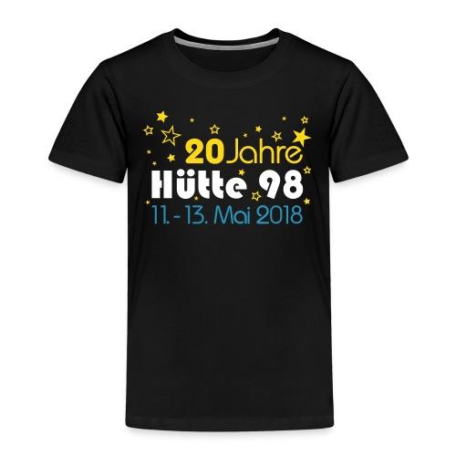 20 Jahre Shirt kids - Kinder Premium T-Shirt