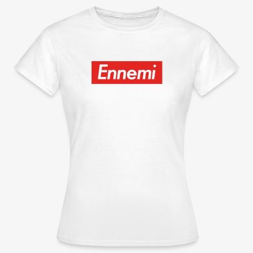 Women SuprEnnemi white - T-shirt Femme