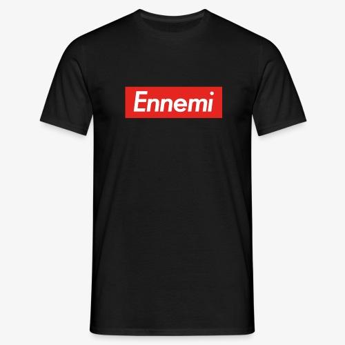Men SuprEnnemi black - T-shirt Homme