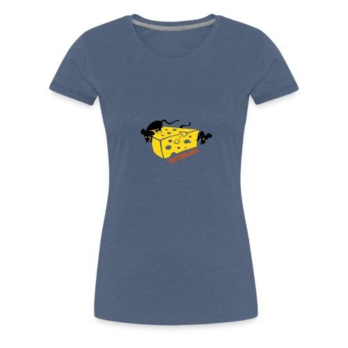 Emmental - Frauen Premium T-Shirt