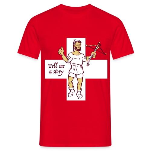 Tell me a story - Männer T-Shirt