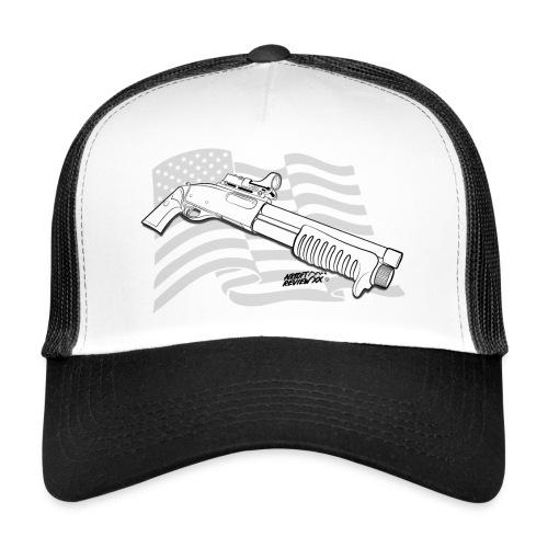 CASQUETTE GUN ADDICT BREACHER US - Trucker Cap