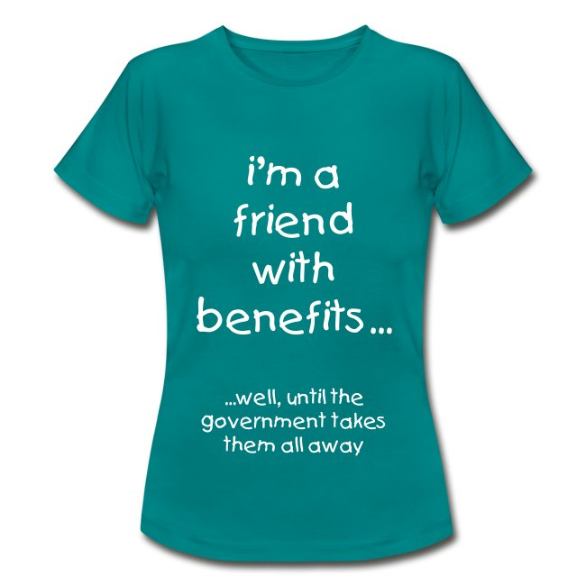 i'm a friend with benefits -  WOMEN
