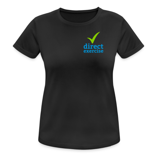 PT training shirt Women - Women's Breathable T-Shirt