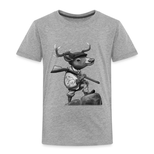 Deer Hunter - Kinder Premium T-Shirt