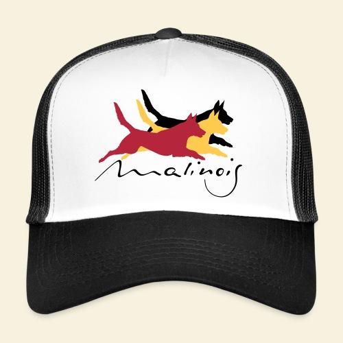 Malinois in belgian color - Trucker Cap