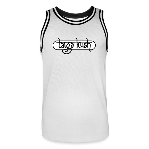 Taiga Kush Basketball singlet - Men's Basketball Jersey