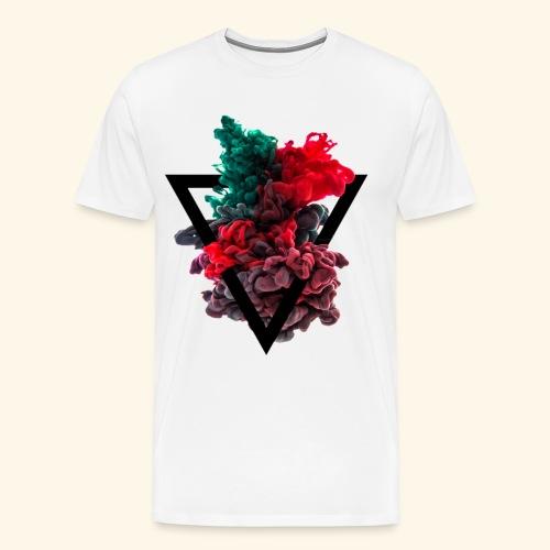 FWSBerlin Farbwolke 2018 - Männer Premium T-Shirt