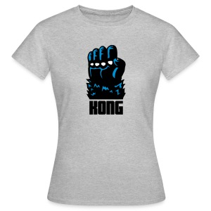 KONG fist - Women's T-Shirt