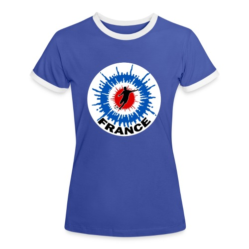 Cocarde Foot - Women's Ringer T-Shirt