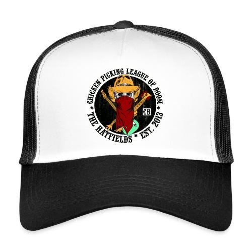 The Hatfields Trucker Mesh Cap - Trucker Cap