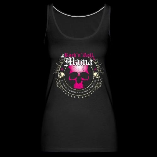 Rock 'n' Roll Mama Shirt - Frauen Premium Tank Top